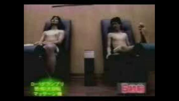 скрытая камера в китайской бане